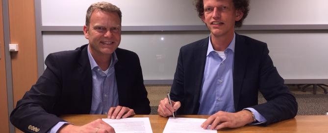 KeyWare tekent samenwerkingsovereenkomst met PropertyNL