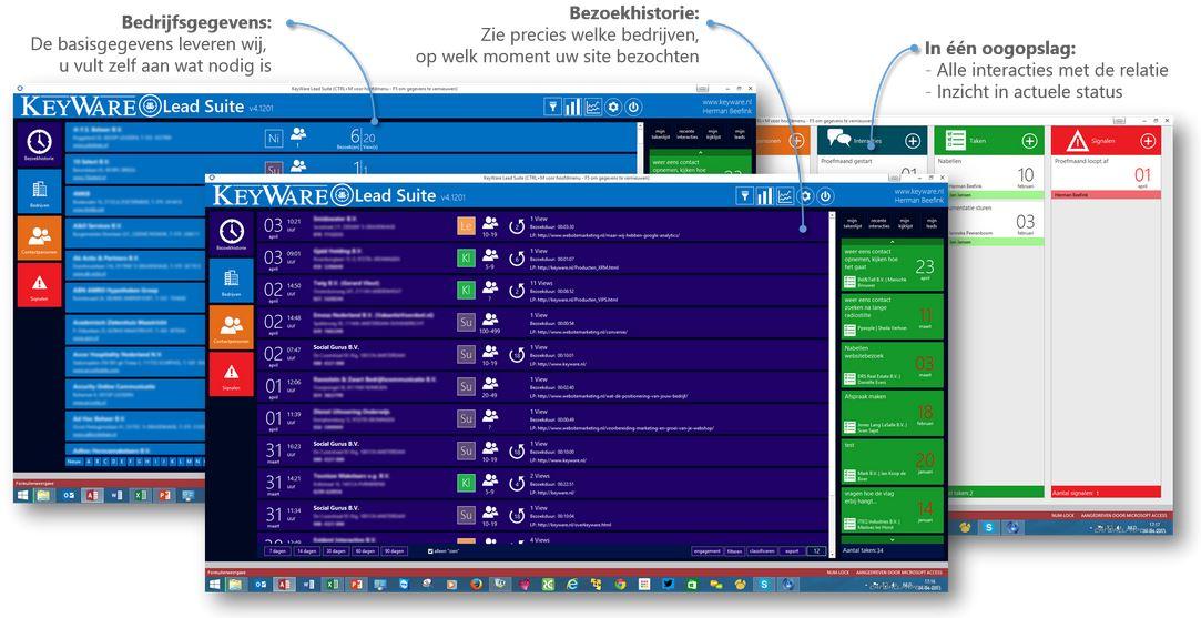 KeyWare LeadSuite